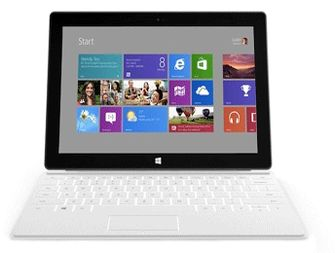 Surface to arrive with Windows ۸ on ۱۰/۲۶, says Microsoft