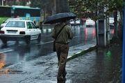 هشدار هواشناسی/ رگبار و رعد و برق در 7 استان