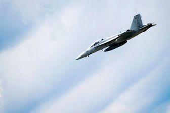 ورود جنگنده های صهیونیستی به آسمان لبنان