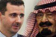 ماجرای خروج خشمگین بشار اسد از جلسه خصوصی با ملک عبدالله/ عکس