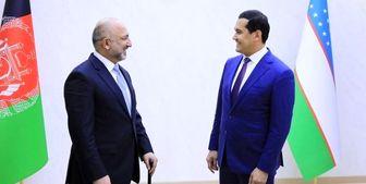 توافق 10 ساله ازبکستان و افغانستان