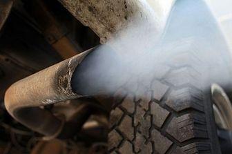 توقیف خودروهای سنگین دارای آلودگی زیاد از ابتدای آبان ماه