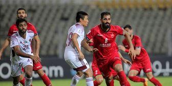 آخرین وضعیت جدول گروه پرسپولیس در لیگ قهرمانان آسیا 2021/ پرسپولیس صدرنشین صعود می کند؟
