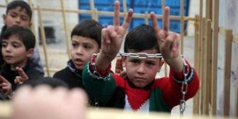 140 کودک فلسطینی همچنان در اسارت رژیم اسرائیل