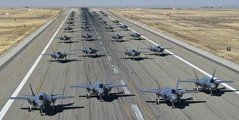اوکراین خواهان خرید جنگنده «اف 35» از آمریکا
