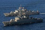 ناوهای ناتو در سواحل سوریه مستقر شدند