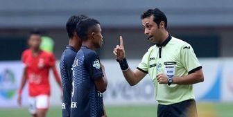 واکنش داور بینالمللی فوتبال ایران به بیانیه یک رسانه عرب