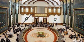 رایزنی رئیس جمهور مصر با امیر قطر در حاشیه اجلاس بغداد