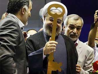 آیا کلید روحانی قفل رابطه تهران – قاهره را باز می کند؟!