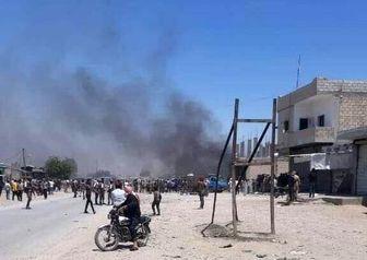 4 کشته در انفجار یک خودروی بمب گذاری شده در سوریه