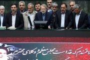 لابی طرفداران لاریجانی برای ماندن رئیس