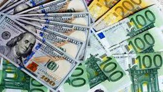 نرخ ارز آزاد در 19 فروردین 1400