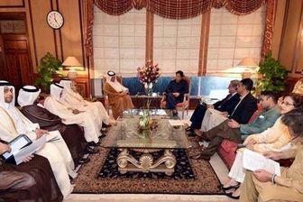 عربستان سبیل پاکستانی ها را چرب کرد