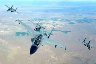 رهگیری جنگندههای چینی توسط تایوان