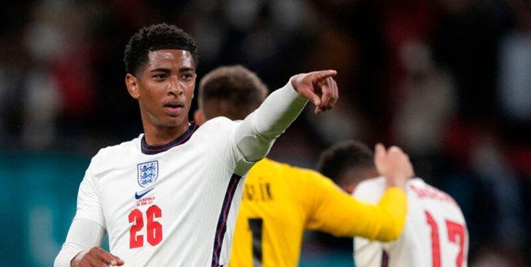 تصویر از رکوردزنی ستاره جوان تیم ملی انگلیس