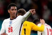 رکوردزنی ستاره جوان تیم ملی انگلیس