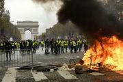 انعکاس گسترده اعتراضات فرانسه در رسانه های ترکیه