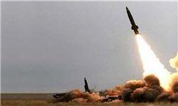یمن مقر نظامیان سعودی را با موشک هدف گرفت