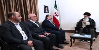 تحلیلی اسرائیلی از سفر هیأت حماس و دیدار با رهبر ایران