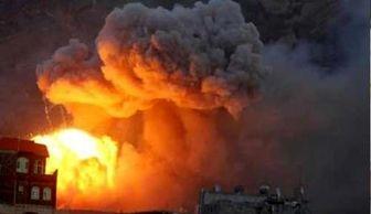 اسرائیل بمب نوترونی روی یمن فروریخت