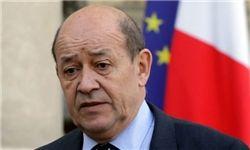 مخالفت شدید وزیر امور خارجه فرانسه با اعدام برای تکفیریهای فرانسوی