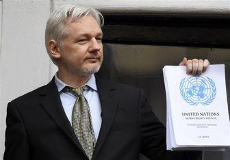 دستگیری مؤسس پایگاه افشاگر «ویکی لیکس»