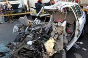 کاهش 7 درصدی تصادفات جرحی شهر تهران در خردادماه سال جاری