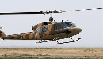 روایت فرمانده هوانیروز ارتش از درگیری با داعش در ۴۵ کیلومتری ایران