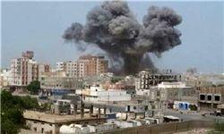 جنگنده سعودی حجه یمن را بمباران کردند