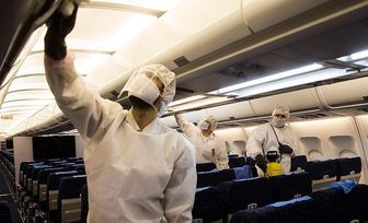 ورود مسافران بدون ماسک به هواپیما ممنوع!