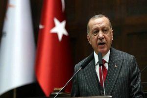 اردوغان: کشورهای دارای کلاهک هستهای ما را از داشتن آن منع میکنند