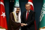تلاش اردوغان برای عادی سازی روابط آنکارا و ریاض
