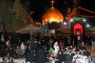 حالوهوای سامرا در شب شهادت امام هادی(ع) /تصاویر