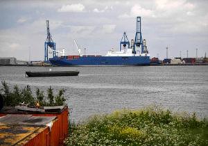 درخواست سازمان فرانسوی برای جلوگیری از حرکت کشتی سعودی