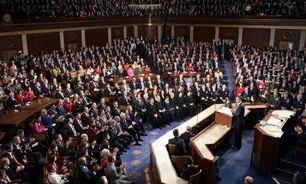اوباما از کنگره چاپلوسی کرد!