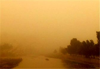 گردوغباری با غلظت ۲۰برابر حدمجاز شهرهای جنوبی خوزستان را به تعطیلی کشاند