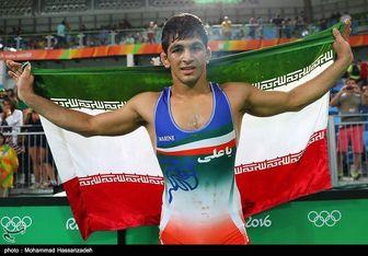 خداحافظی حسن یزدانی با وزن مدال آورش!