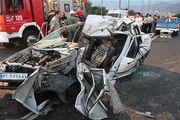 تصادف مرگبار در جاده بروجرد
