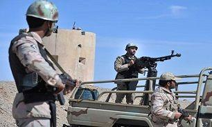 درگیری مسلحانه مرزداران زاهدان با قاچاقچیان