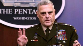 گفتگوهای محرمانه رئیس ستاد نیروهای مسلح آمریکا با رهبران کنگره