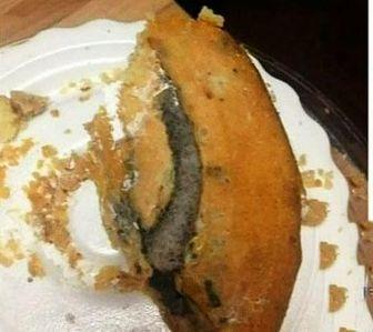 کیک تولد با طعم دم موش!