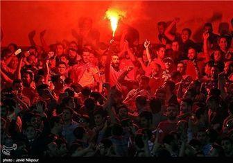 هشدار نماینده کنفدراسیون فوتبال آسیا به هواداران پرسپولیس