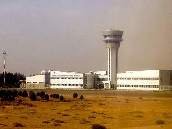 در فرودگاه کرمان چه گذشت؟
