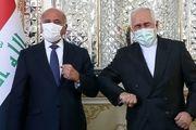 ظریف امروز میزبان وزیر خارجه عراق