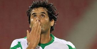 کاپیتان تیم ملی فوتبال عراق از نحوه شکست تیم ملی ایران می گوید