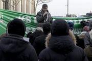 تظاهرات در پاریس علیه تشدید اسلام ستیزی