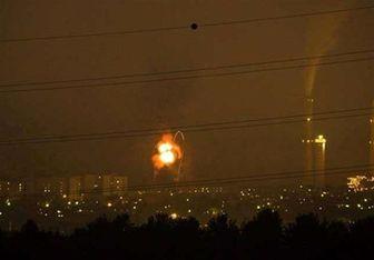 رژیم صهیونیستی نوار غزه را بمباران کرد