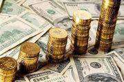 الاکلنگ قیمت دلار و طلا/ کاهش ارزش دلار و افزایش بهای طلا