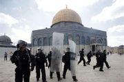 دستور بسته شدن مسجد الاقصی صادر شد