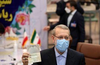 لاریجانی: مشکلات کشور باهوس های پوپولیستی حل نمیشود